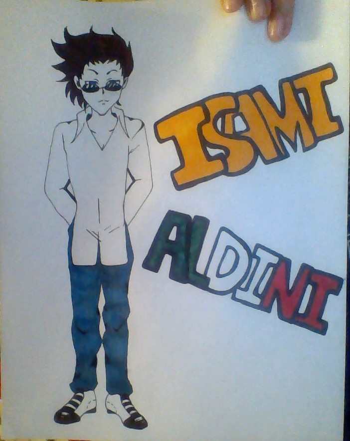 Isami Aldini the Gangster by GrimmjowRockstar