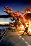 DinoKing__Acrocanthosaurus