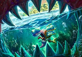 Fish by warlockss