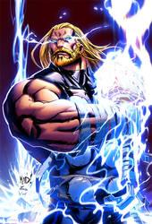 Thor by warlockss