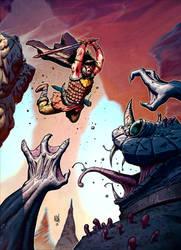 Conan by warlockss