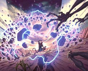 Chaotic_Vacuum hemisphere by warlockss