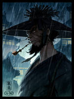 Jiro the wanderer