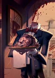 Butler by warlockss