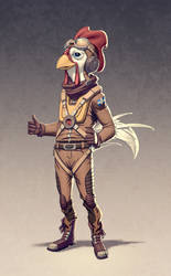Chicken Aviator