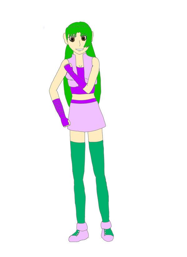 Mina -color version-