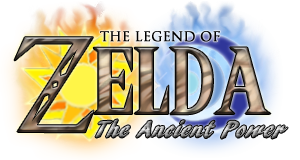 Zelda: The Ancient Power logo by Great-Aether