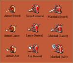 Generic Fire Emblem Sprites 4