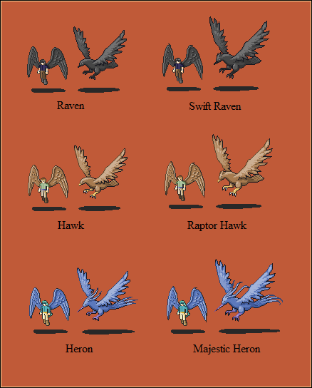 Generic Fire Emblem Sprites 8 By Great-Aether On DeviantArt