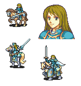 FE Sprites: Jayla aka Me by Great-Aether