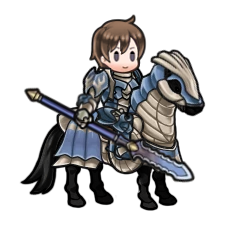 Heroes Morgan (Frederick-fathered) by Great-Aether