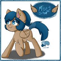 + MLP.OC: Misty star +