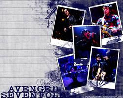 Avenged Sevenfold by FreakShow27