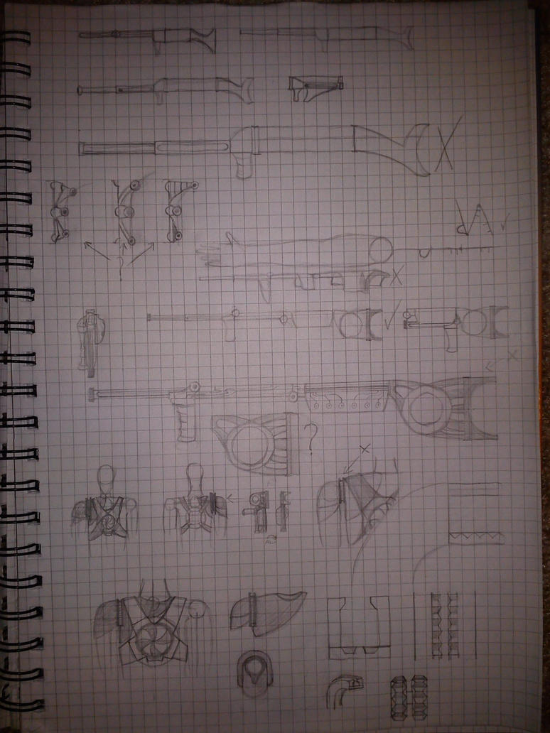 Designing the Snipe-shooter by Gaboris