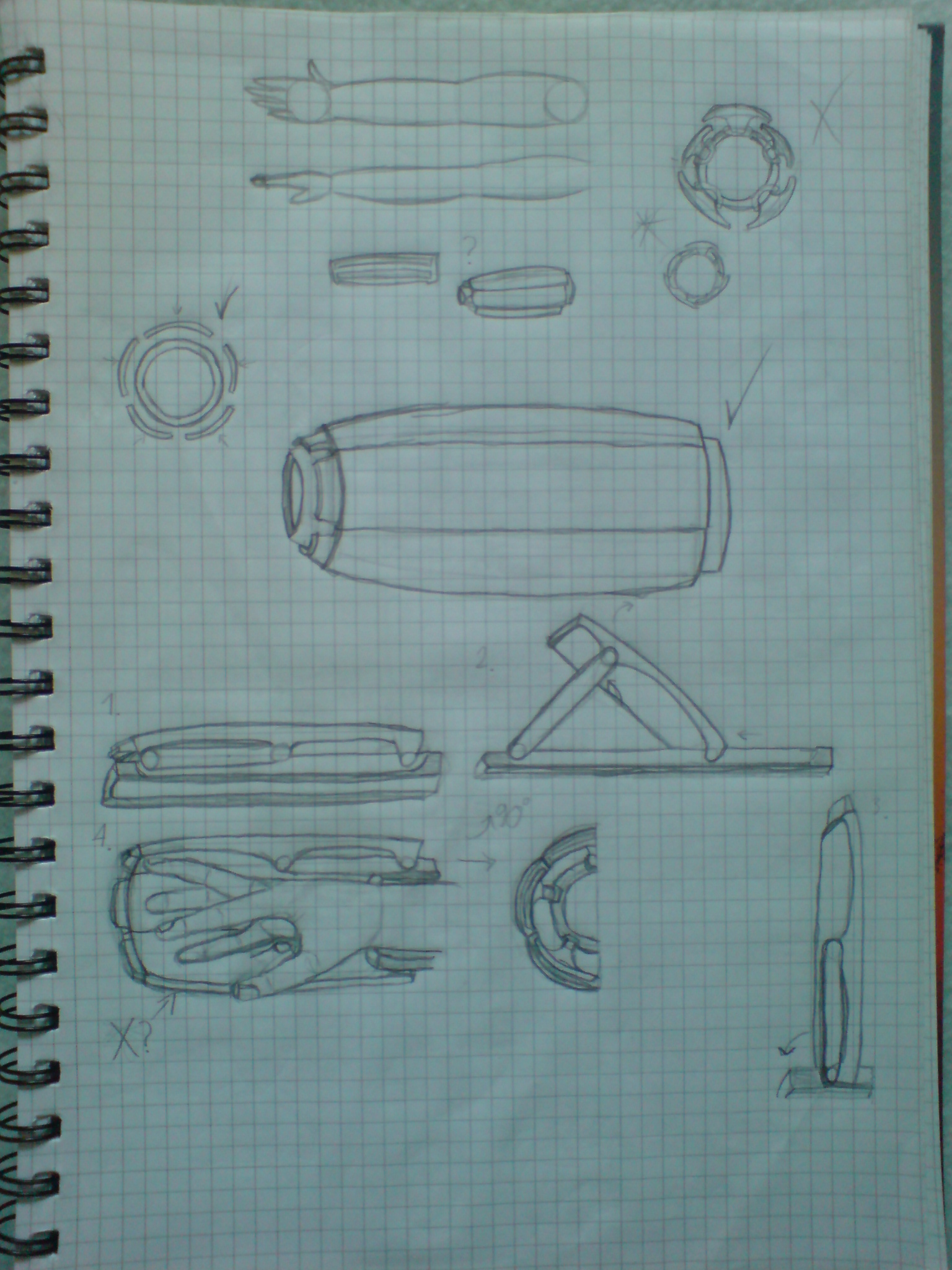 Designing the Forcer by Gaboris