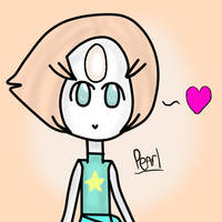 [CARTOONS] Pearl (Steven Universe) by Totojo2