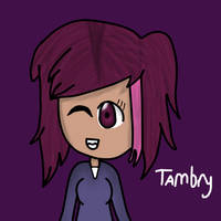 [CARTOONS] Tambry (Gravity falls) by Totojo2