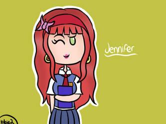 Jennifer (SuperCrash) by Totojo2
