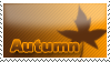 Autumn Stamp by denialindeed