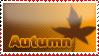 Autumn Stamp by denialindeed