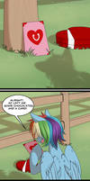hearts and hooves day surprise page 1 by Silverfox057