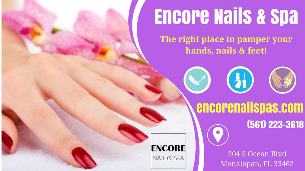 Luxury Nail Salons near Manalapan by encorenailspas on DeviantArt