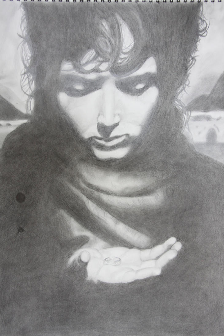 koshkar lord art baggins on alena the deviantart by of rings frodo wip