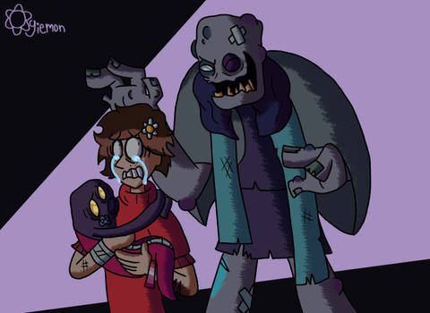 Explore Best Alanthemonster Art On Deviantart Daisy, having experienced how cruel alan can be, is noticeably scared of lithop and her kin, despite lithop's kind demeanor. alanthemonster art on deviantart