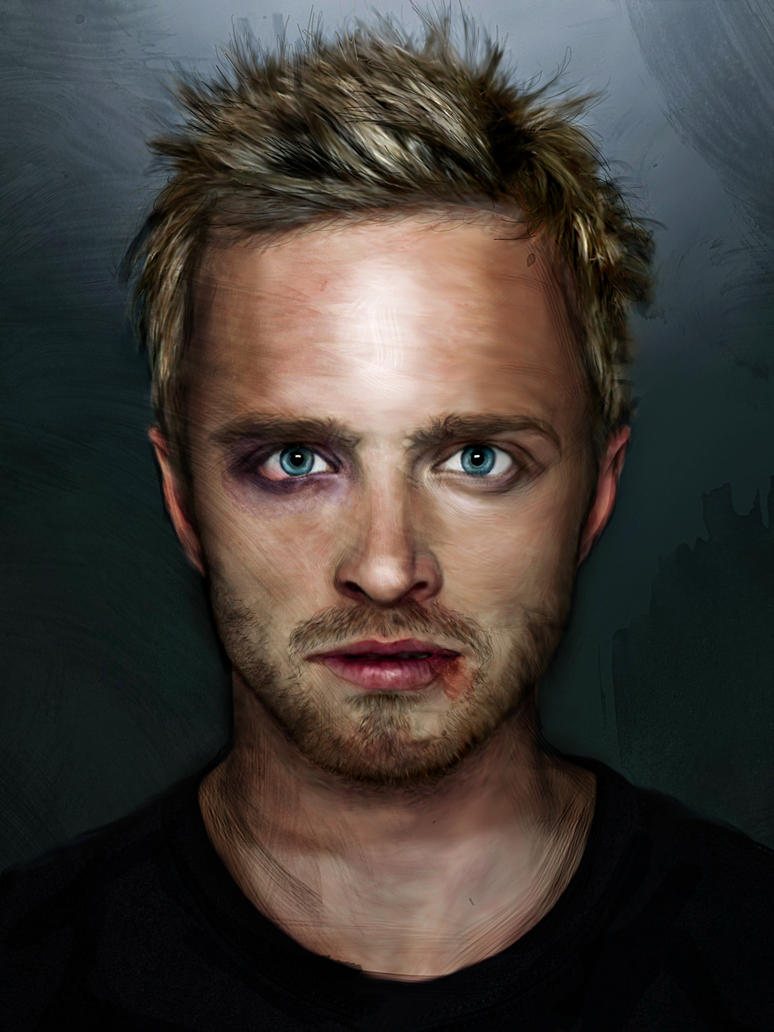 Jesse Pinkman, bitch!! :) by Martaxrodriguez
