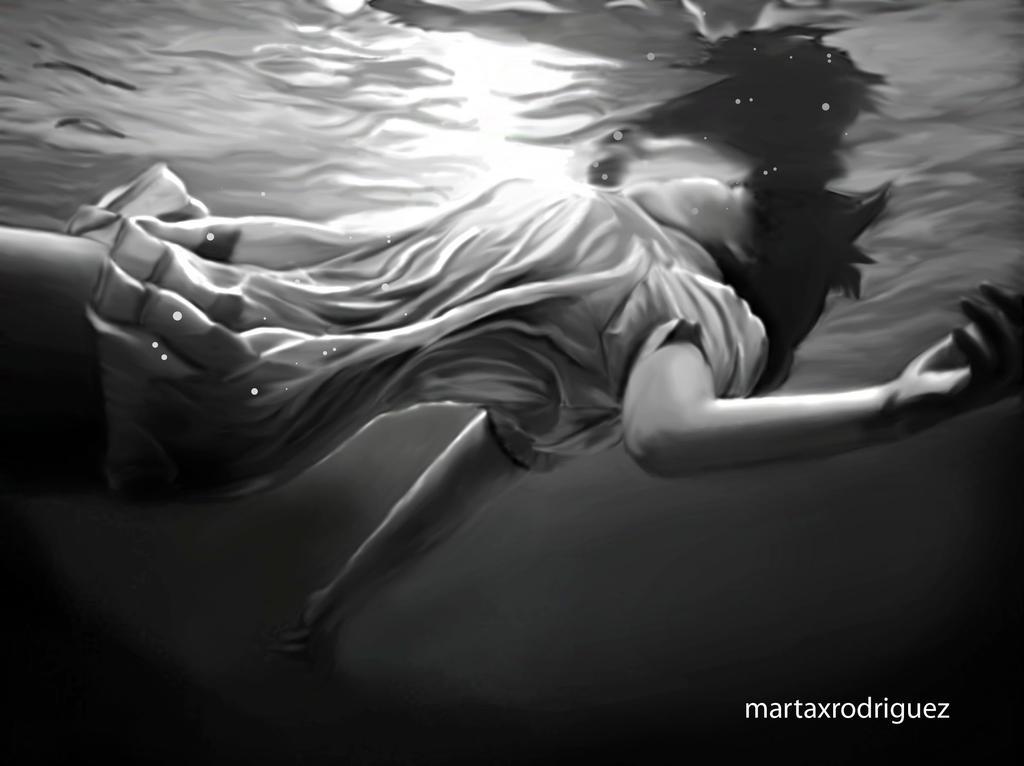 Underwater by Martaxrodriguez