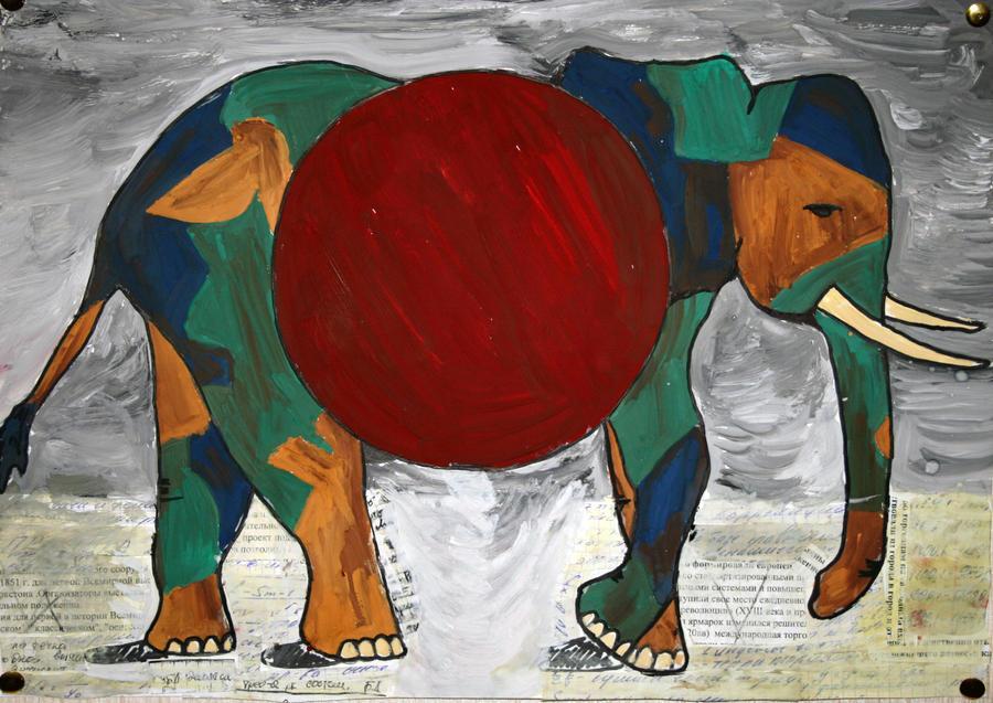 Slon by panyahanya