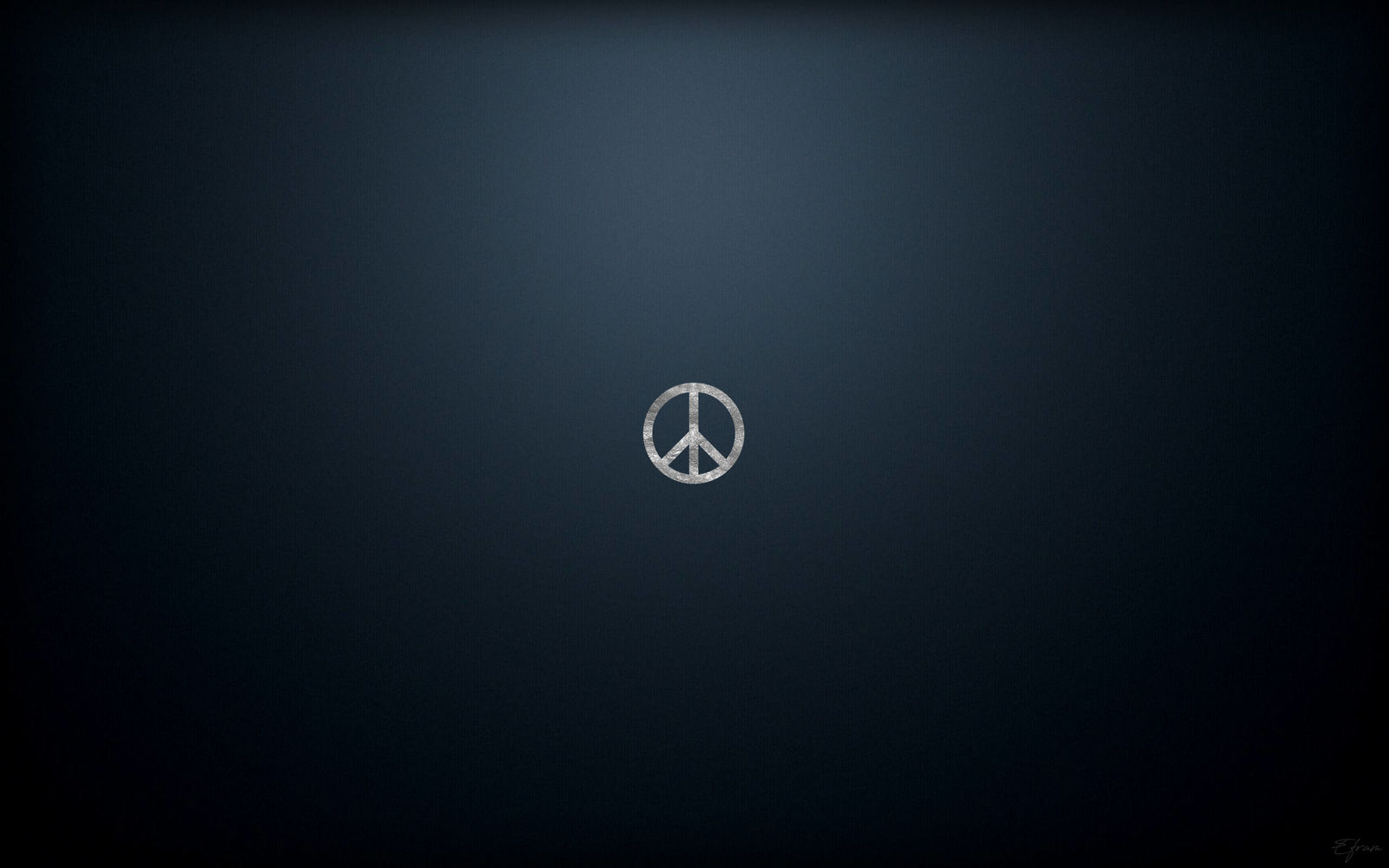 Peace Wallpaper 4k Silver By Swizzbeatz1 On Deviantart