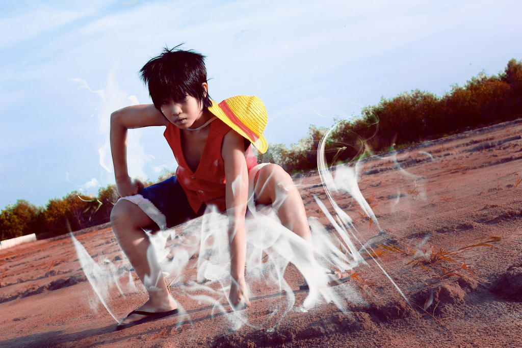 Gear Second ! by MonicaWos