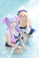 Kantai Collection I8 I19 by MonicaWos