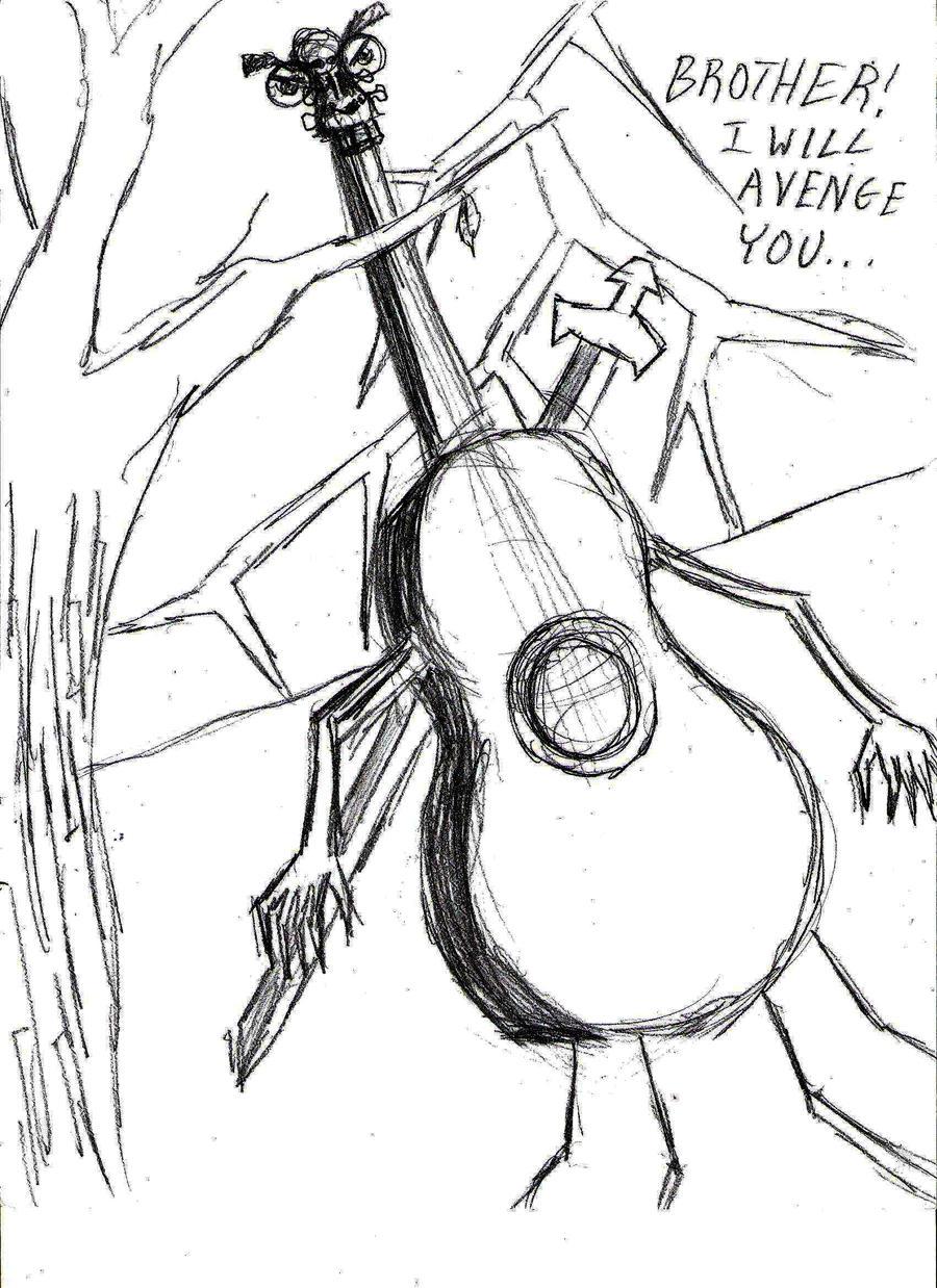 Acoustic Vengeance by Tela-Ferrum