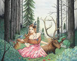 The Queen of the Forest