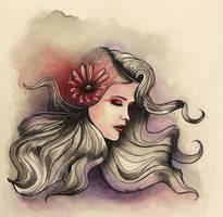 Melancholy by vanessa-lim