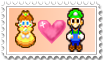 LuigiXDaisy Stamp. by pinkprincess-peach