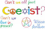 Coexist - live together