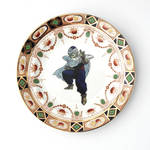 Piccolo Day plate by ellery-six