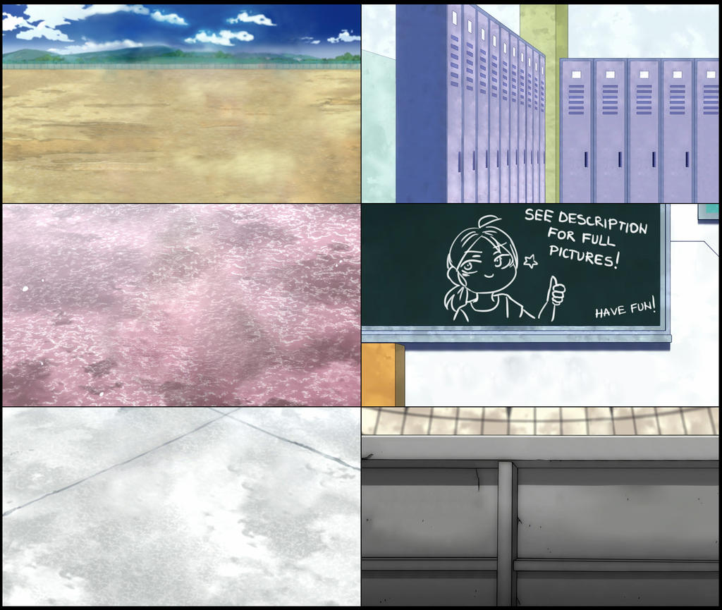 [BNHA background edits] - Free to use~