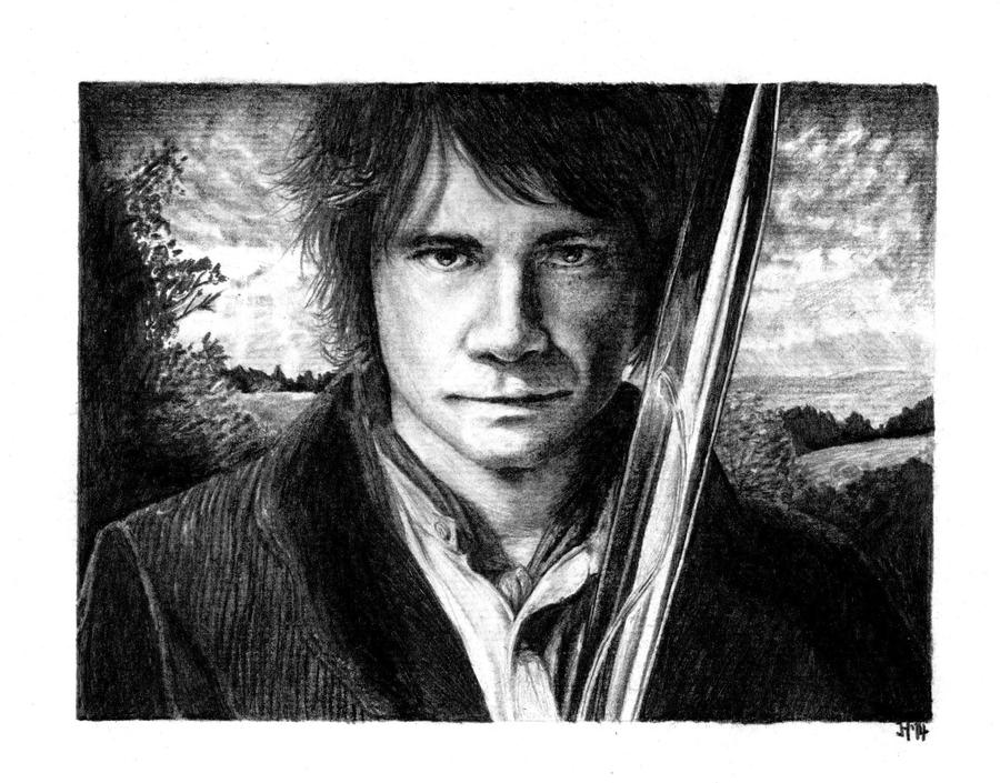 Bilbo Baggins by Montieze