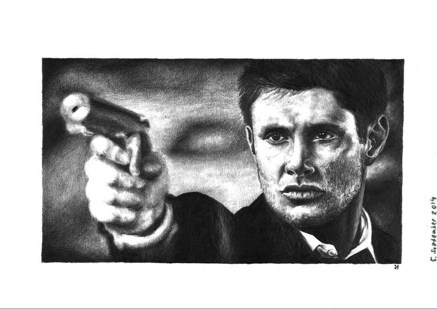 Dean Winchester by Montieze