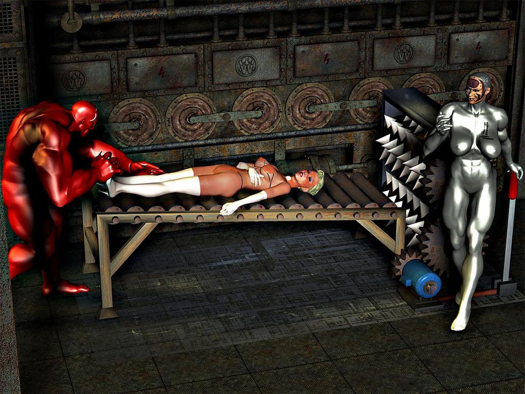Pole Cat vs Chrome Crusher 07 by Mad-Mikhail on DeviantArt