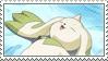 Terriermon stamp