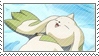 Terriermon stamp by schneckomann