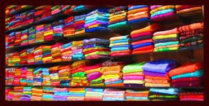 A lot of Sari