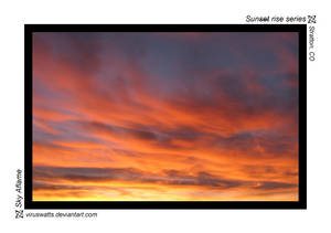 Sky Aflame