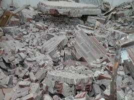 Rubble Stock 1 by dastotenkopf-stock