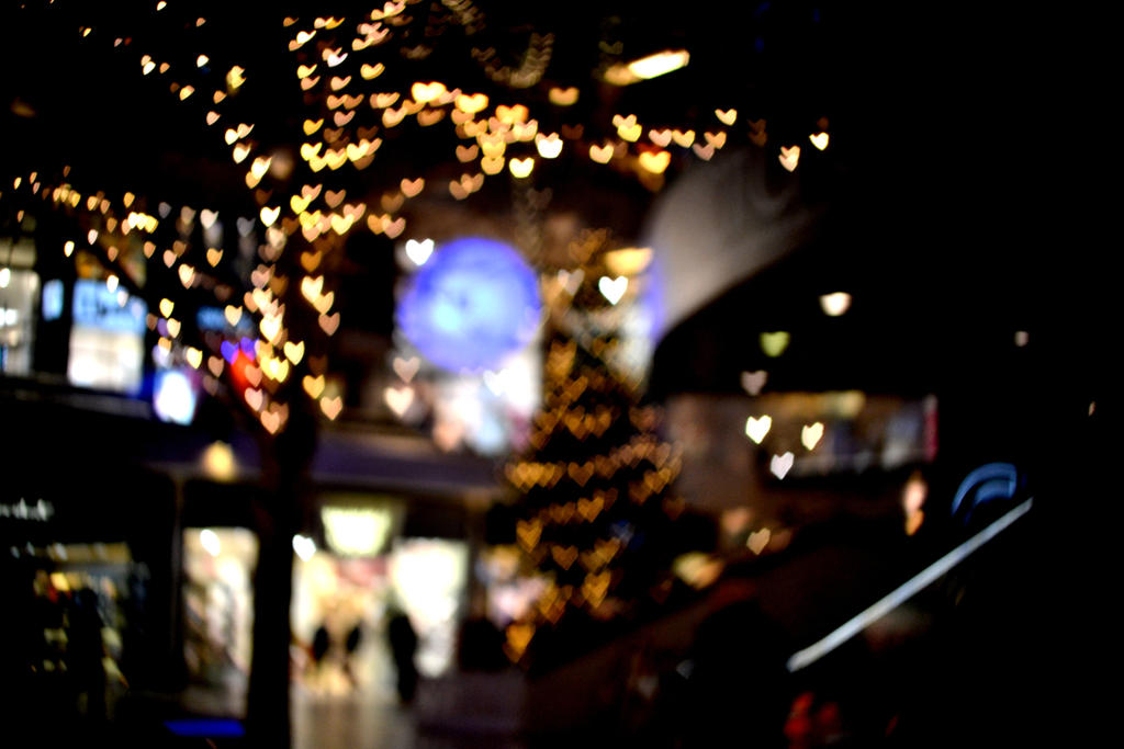 bokeh city lights photo - photo #35